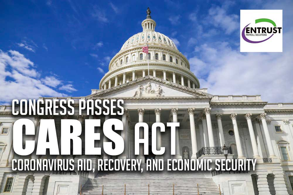 Congress Passes CARES Act, Programs Available to Small Businesses